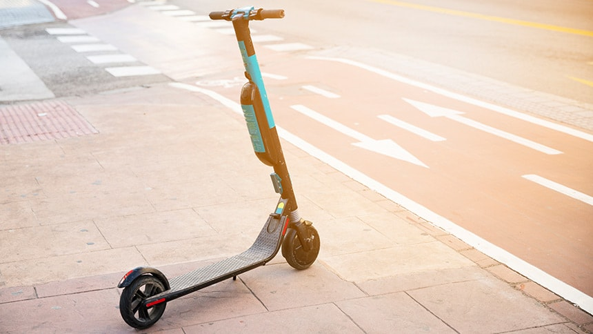 digital scooter